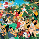 Beryl Cook: Good Times 1000 Piece Jigsaw Puzzle - Quick Ship