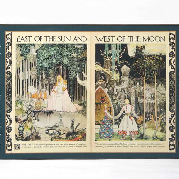 East of the Sun and West of the Moon 500 Piece Puzzle - Quick Ship - Puzzlicious.com
