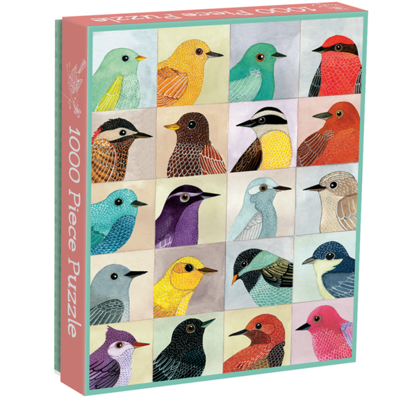 Avian Friends 1000 Piece Puzzle - Quick Ship
