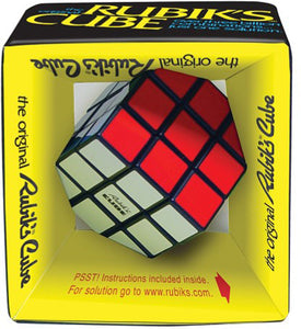 New Original Rubik's Cube (Boxed) - Quick Ship - Puzzlicious.com