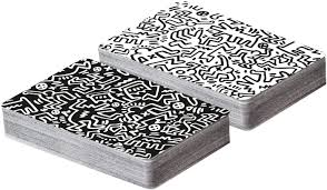 Keith Haring Playing Card Set - Puzzlicious.com