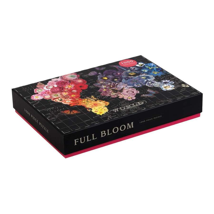 Wendy Gold Full Bloom 1000 Piece Puzzle - Quick Ship - Puzzlicious.com