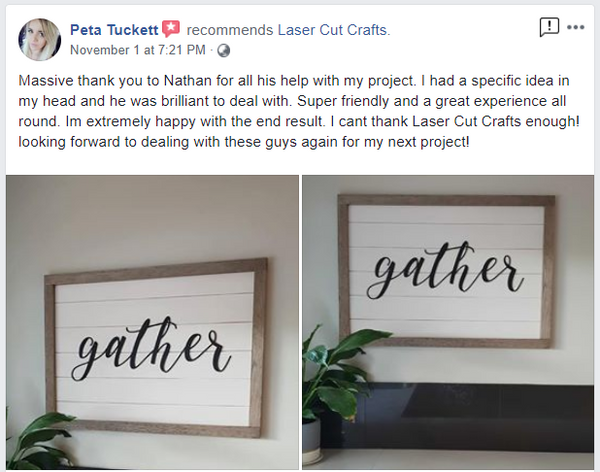 Customer Review - Peta