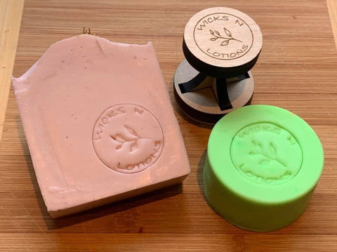 Custom Soap Stamps