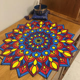 Large Mandala - Laser Cut Crafts