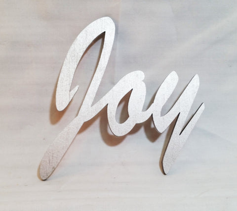 Joy - Laser Cut Crafts