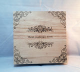 Personal Engraved Boxes - Laser Cut Crafts