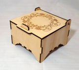 Jewelry Box - Laser Cut Crafts