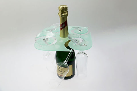Wine Glass Holder - Laser Cut Crafts