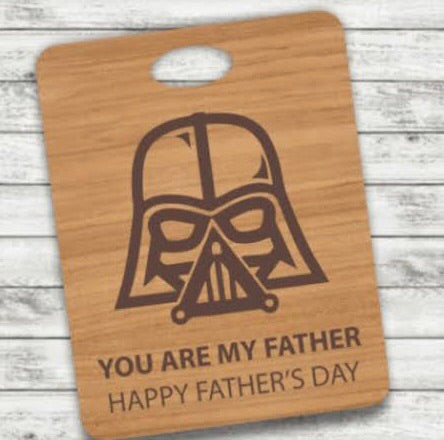 You are my father key ring