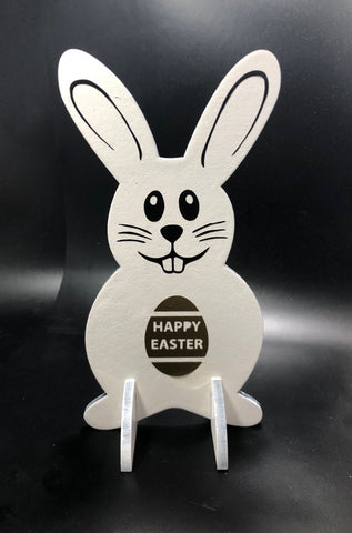 Desk Easter Bunny - Laser Cut Crafts