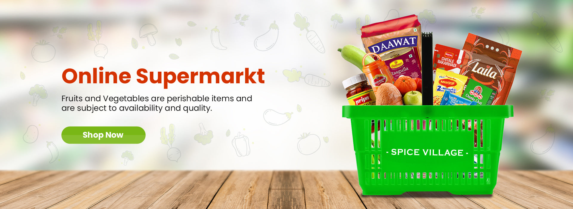 Spice Village | Online Indian Grocery Shop in Germany