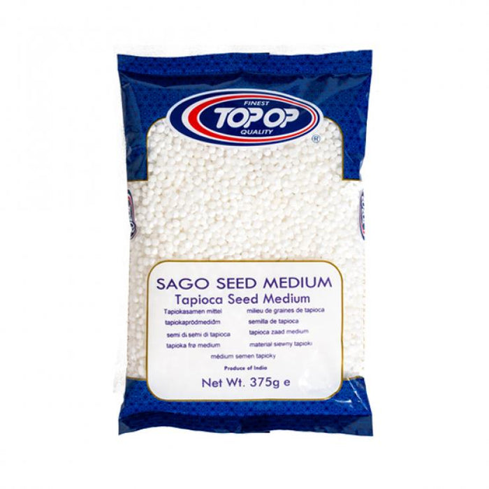 Top Op Tapioca (Sabudana) 375gm