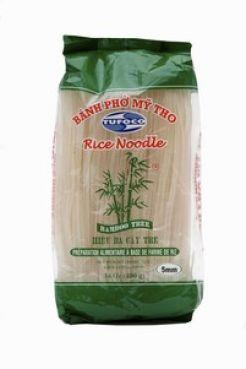 Bamboo Tree Rice Noodles 400gm (5mm)