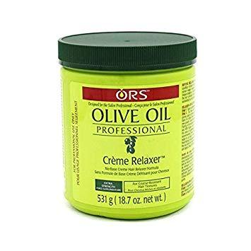 ORS Cream Relaxer Jar Regular Extra Strength 531gm