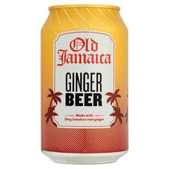 Old Jamaica Ginger Beer(Non Alcoholic) 330ml