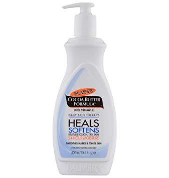 Palmer Cocoa Butter Pump Lotion 400ml