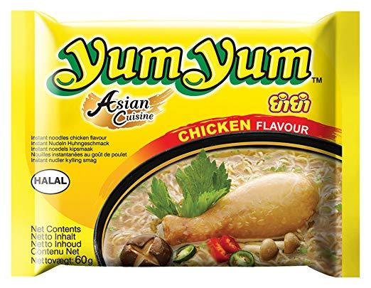 Yum Yum Chicken Flavor 60gm