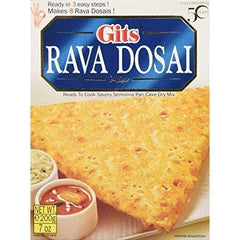 Gits Rava Dosa Mix 200gm