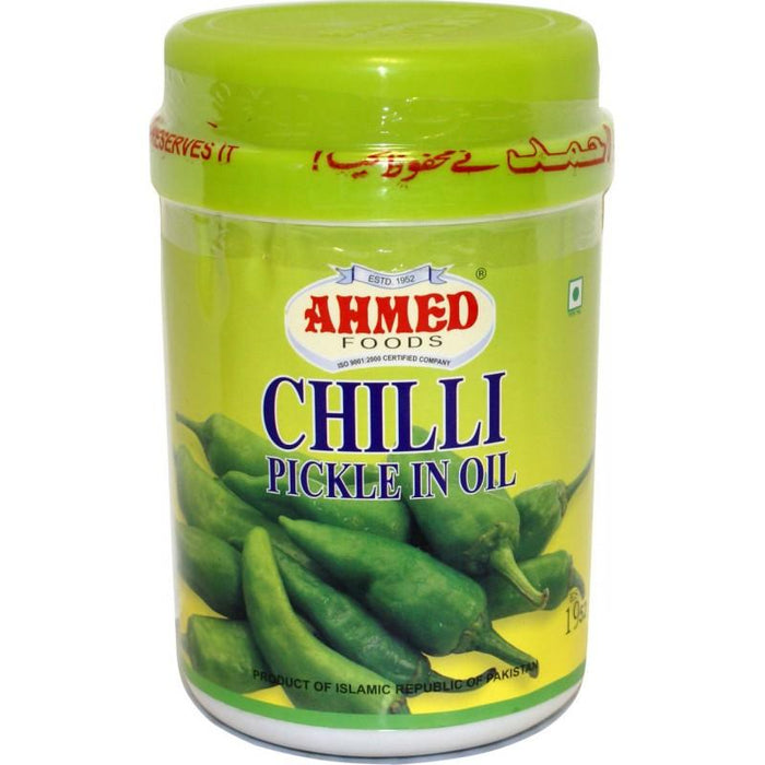 Ahmed Chilli Pickle 1kg Ahmed