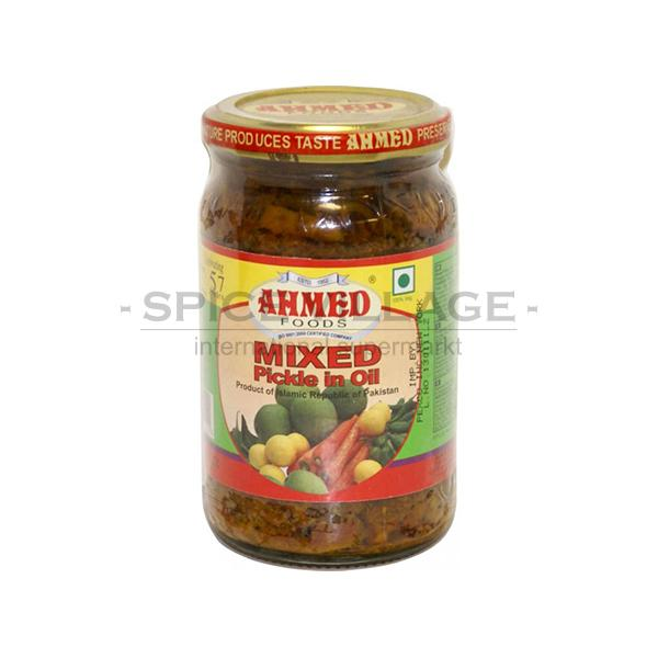 Ahmed Mixed Pickle 330gm Ahmed