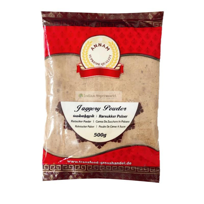 Annam Jaggery Powder 500gm
