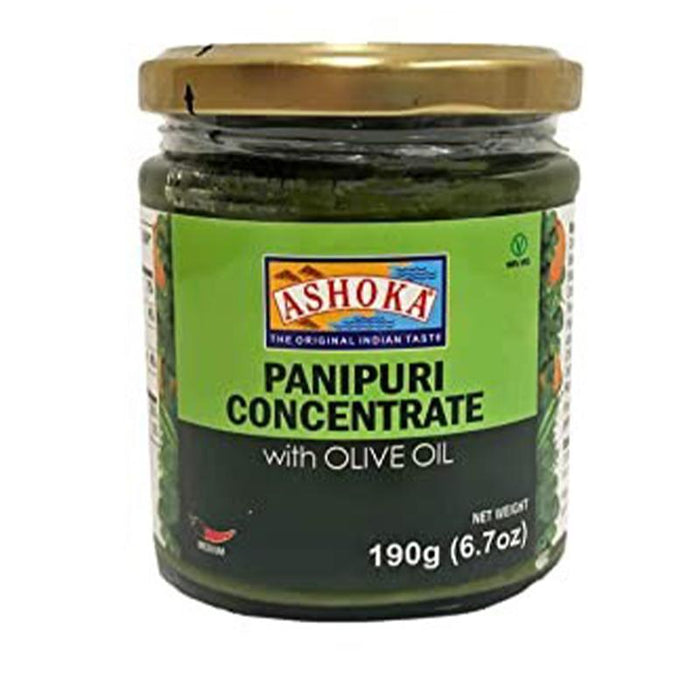 Ashoka Panipuri Concentrate with Olive Oil 190gm