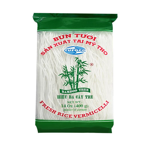 Bamboo Tree Rice Vermicelli 400gm spicevillage.eu