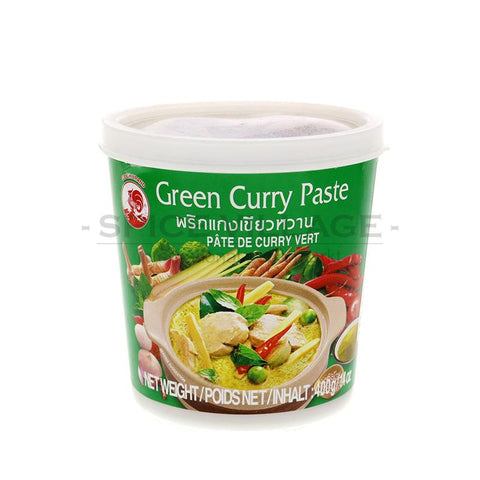 Cock Green Currypaste