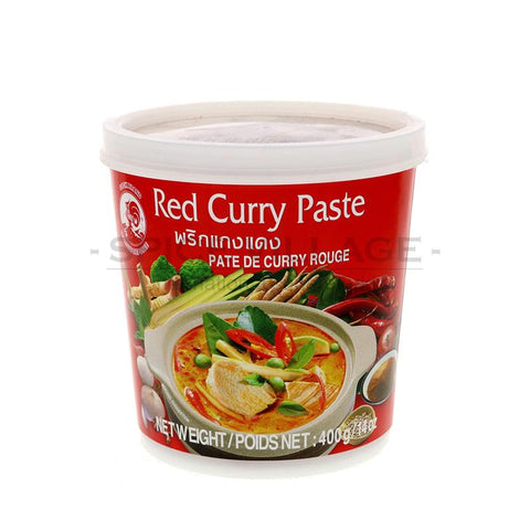 Cock Red Currypaste