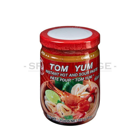 Cock Tom Yum Instant Hot and Sour Paste 227gm