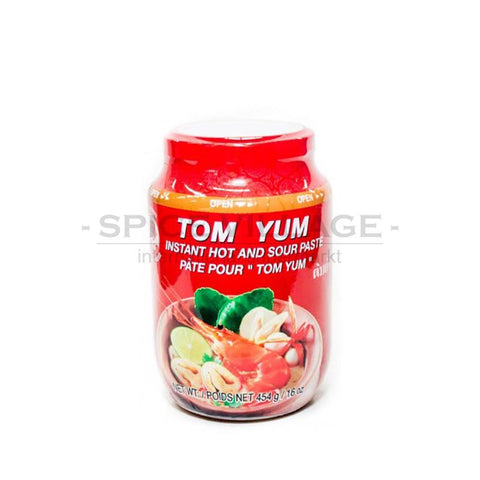 Cock Tom Yum Instant Hot and Sour Paste 454gm