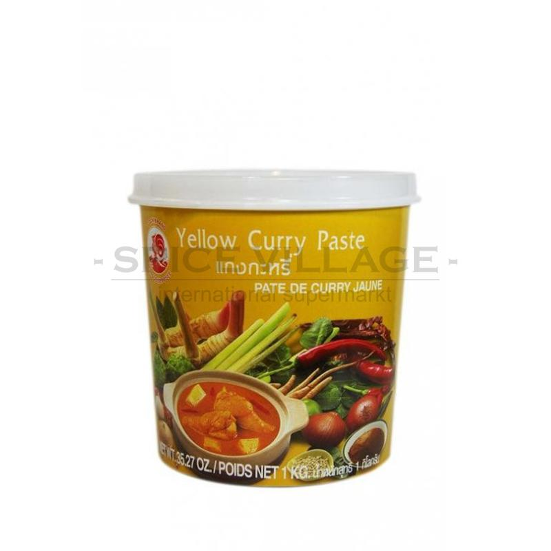 Cock Yellow Curry paste 400 g