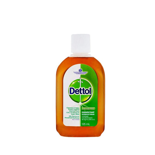 Dettol Antiseptic Liquid 125ml Dettol