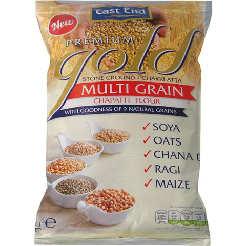 East End Premium Gold Multigrain Atta 5kg