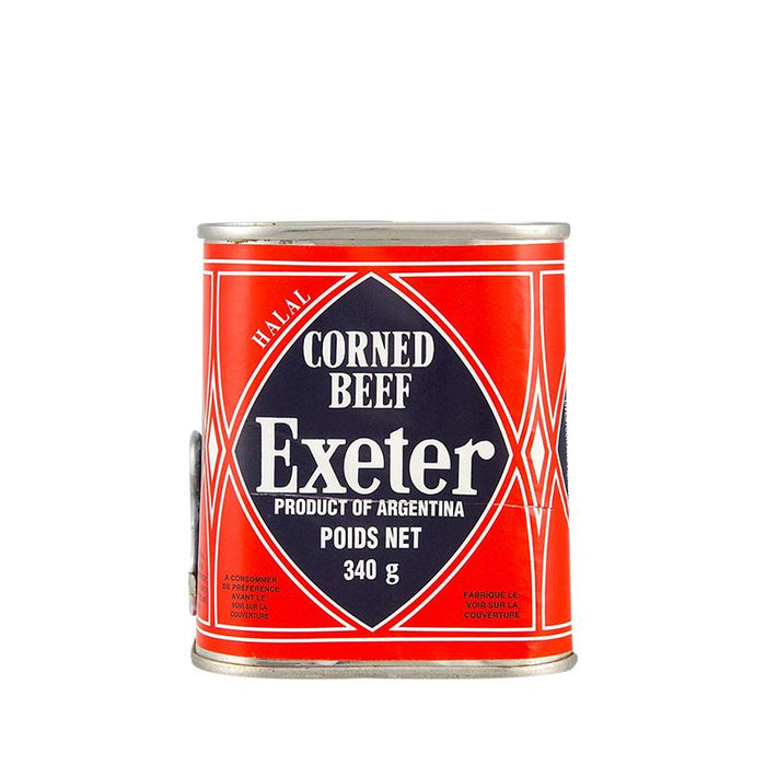 Exeter Corned Beef 340gm (Not Halal) Spice Village