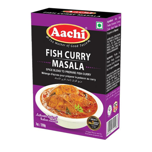 Aachi Fish Curry Masala 250gm