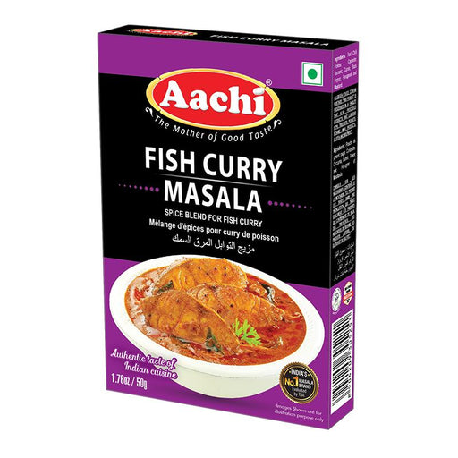 Aachi Andhra Fish Curry Masala 50gm