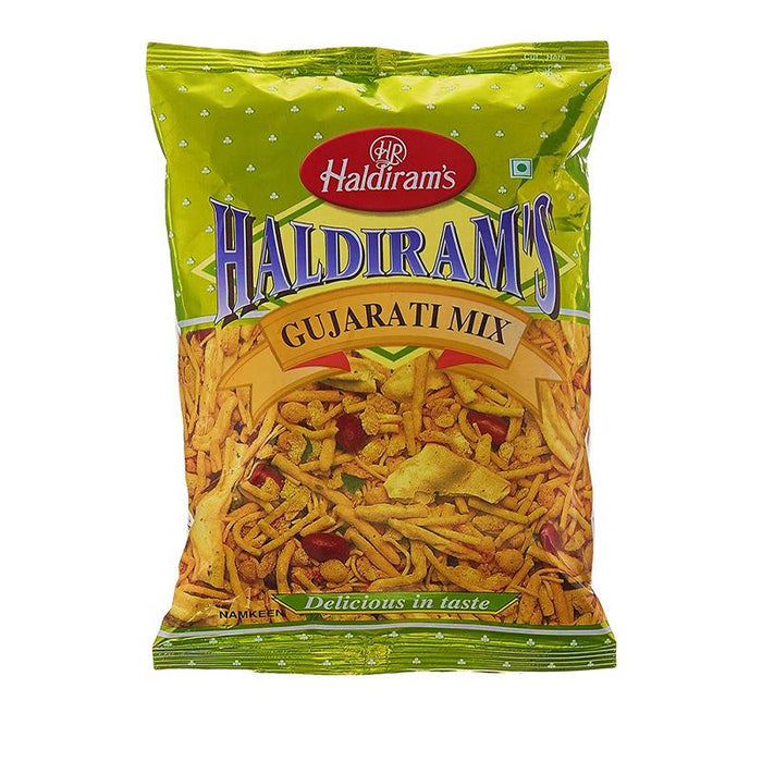 Haldiram's Gujarati Mixture 200gm Haldiram's D