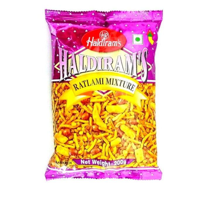 Haldiram's Ratlami Mixture 200gm