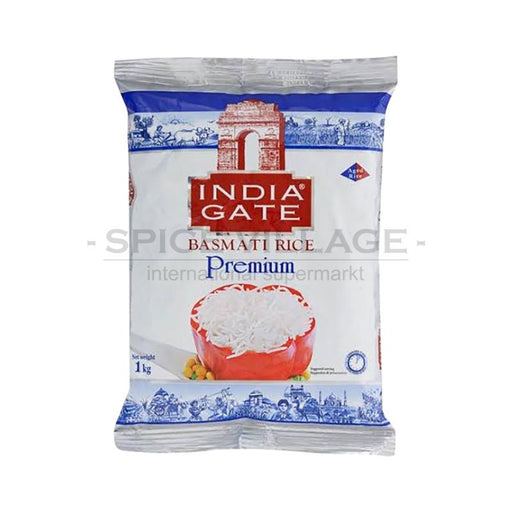 India Gate Basmati Rice Premium 1kg India Gate
