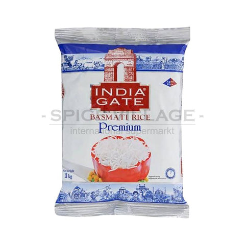 India Gate Basmati Rice Premium 1kg