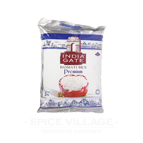 India Gate Basmati Rice Premium 10kg