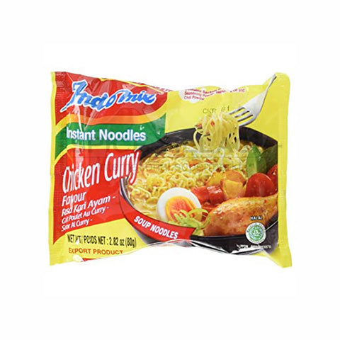 Indomie Chicken Curry Flavour Instant Noodles 80gm