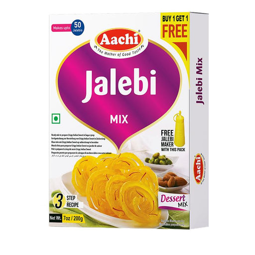 Aachi Jelabi Mix (B1G1 Offer) 200gm