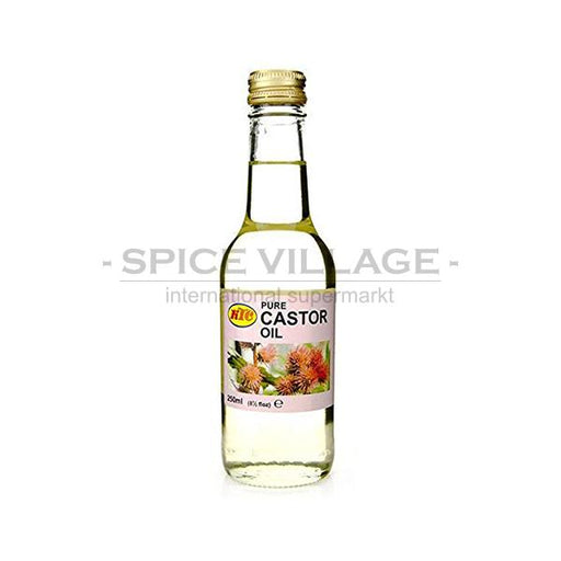 KTC Castor Oil (Rizinusol) 250ml spicevillage.eu