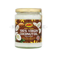KTC Coconut Oil 100% Virgin 500ml