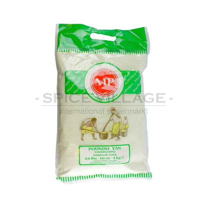 MP Pounded Yam 4kg Spice Village