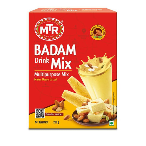 MTR Badam Drink Powder 200gm