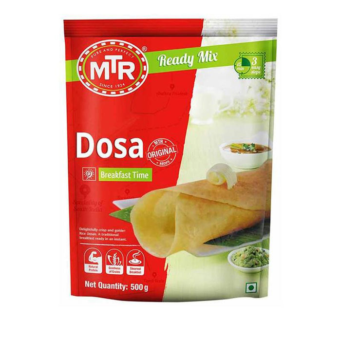 MTR Dosa Mix 500gm MTR